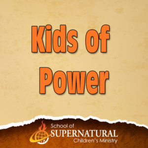 13. Kids of Power