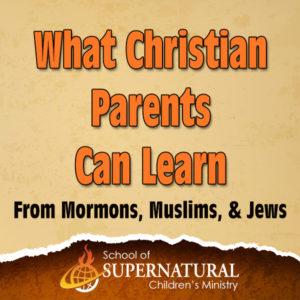 18. mormons muslims