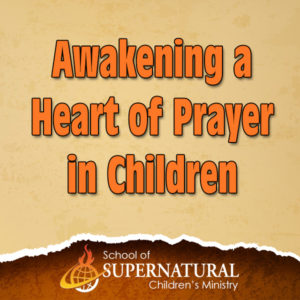 19. Awakening prayer