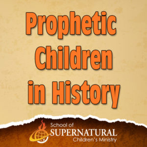 23. prophetic children