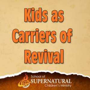 4. Kids as carriers