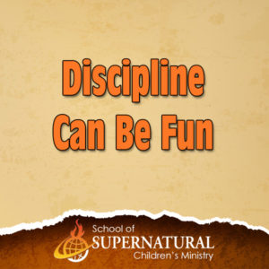 41. Discipline Can be Fun
