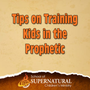 43. Tips on Training prophetic