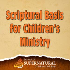 7. scriptural basis