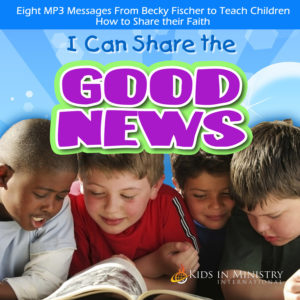 I Can Share the Good News cover copy