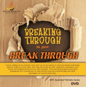 front cover - break through copy