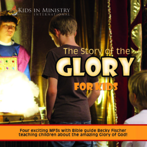 front cover - glory