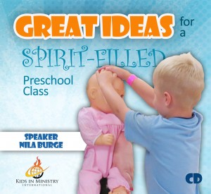 front cover - preschool class copy