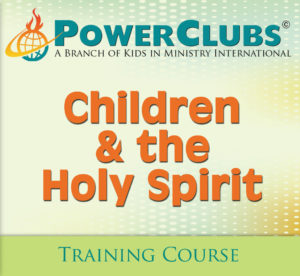 children and holy spirit
