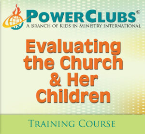 evaluating the church