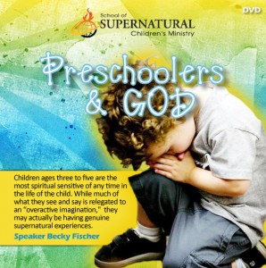 Preschoolers & God front cover copy