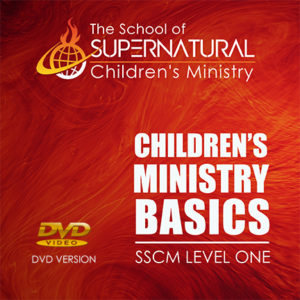 SSCM Level 1 - Kidsmin Basics