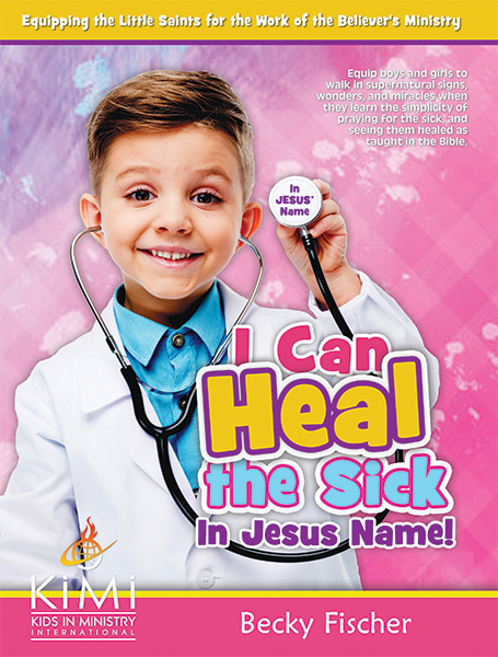 I CAN HEAL THE SICK