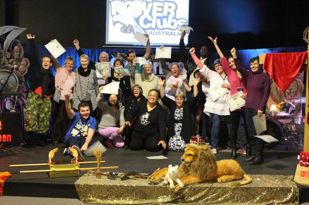 20 NEW pOWERcLUB LEADERS AUSTRALIA 2013