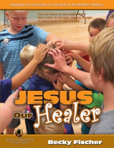 Jesus our Healer. small